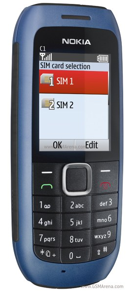 nokia C100